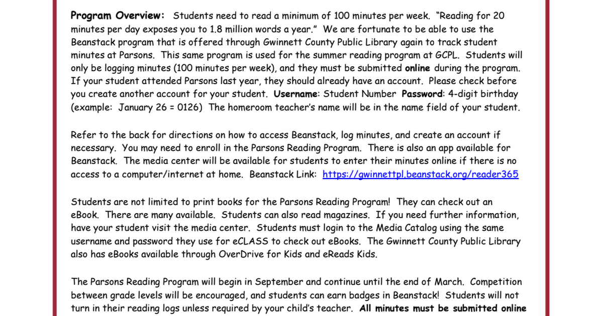 Parsons Reading Program Parent Letter 2020-21.pdf