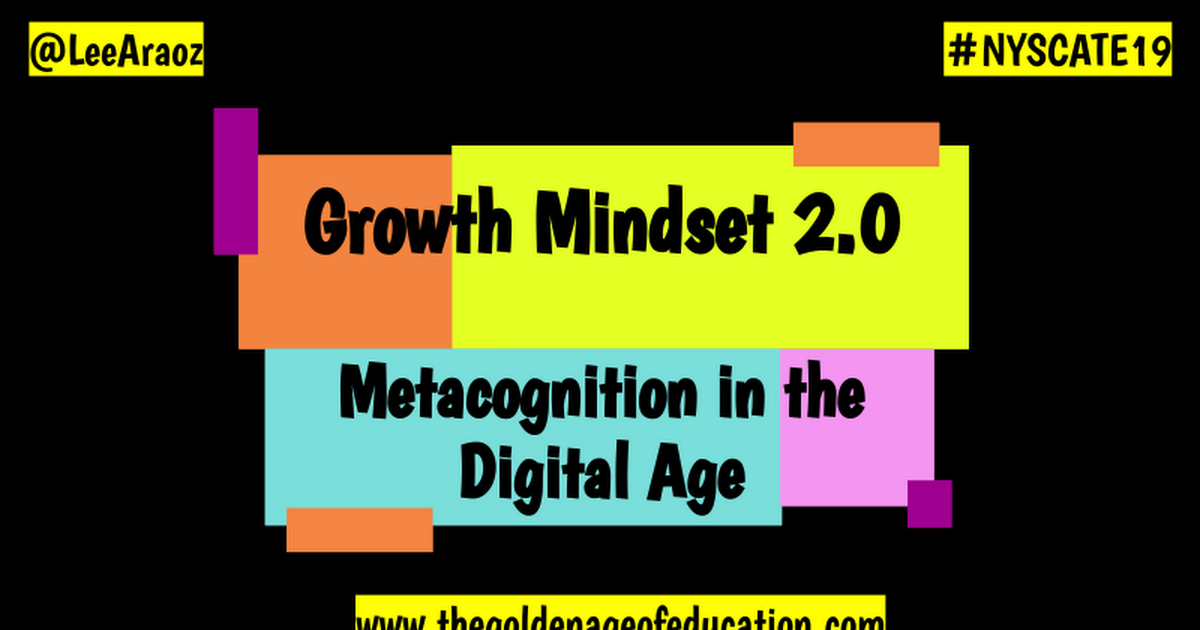 Growth Mindset 2.0