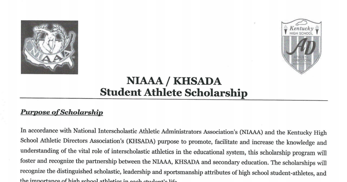 2018 NIAAA - KHSADA Scholarship Application1.pdf