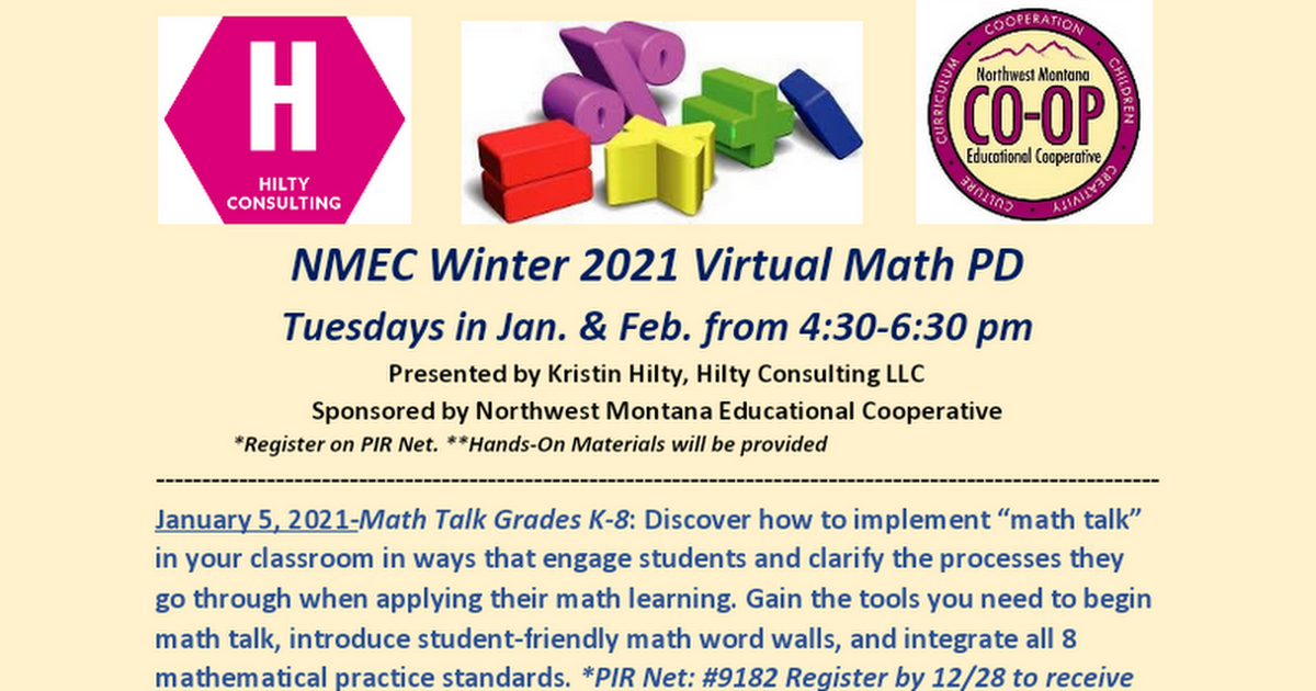 K.Hilty Winter Math Sessions.docx