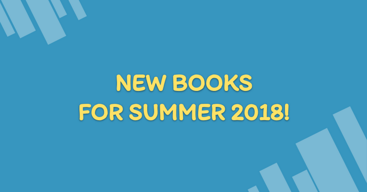 New Books Summer 2018