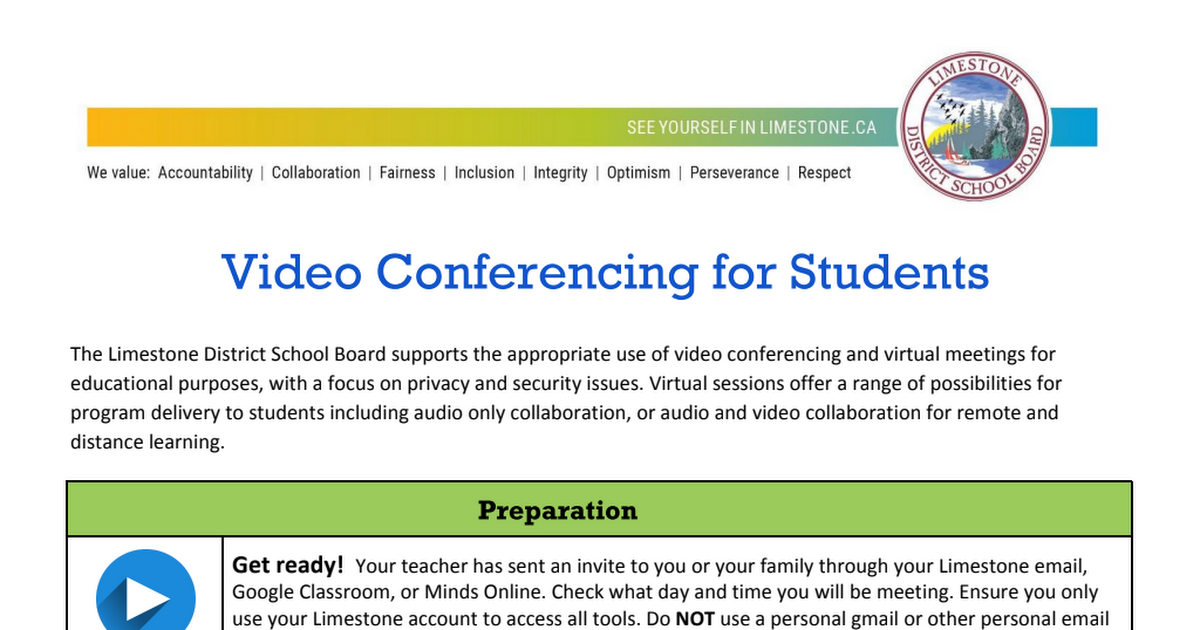 Video Conferencing Support for Students Final April 15 2020.pdf