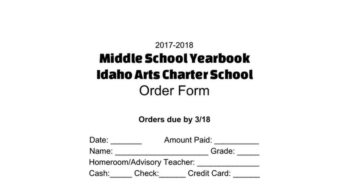 2017-2018 MSYearbook