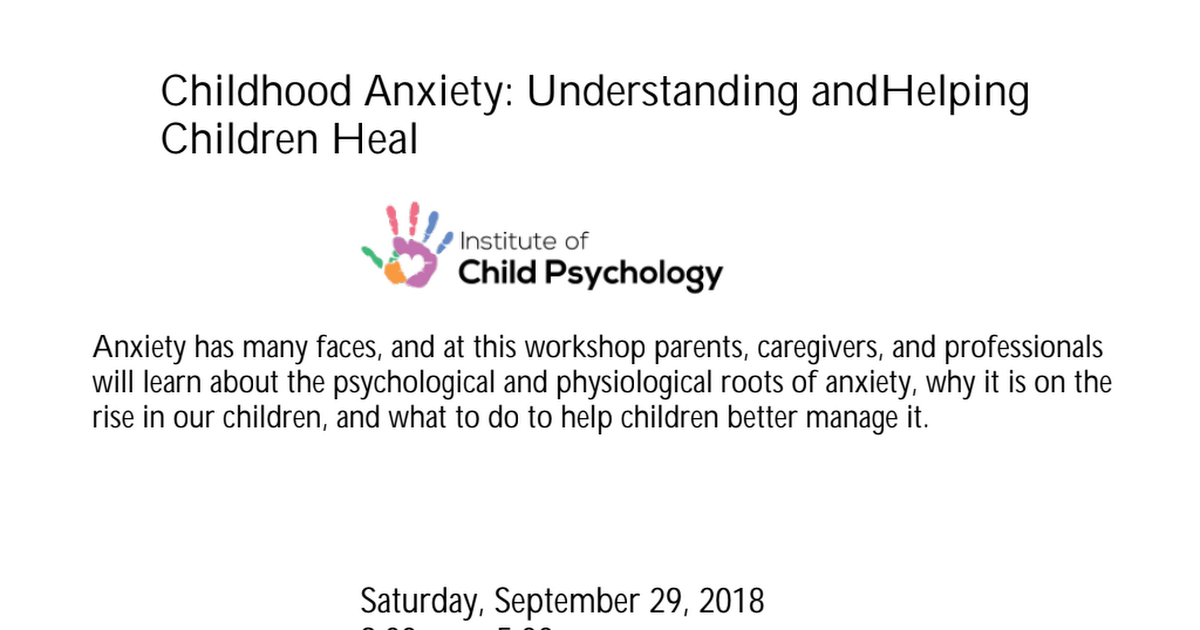 Childhood Anxiety - Understanding and Helping Children Heal.pdf