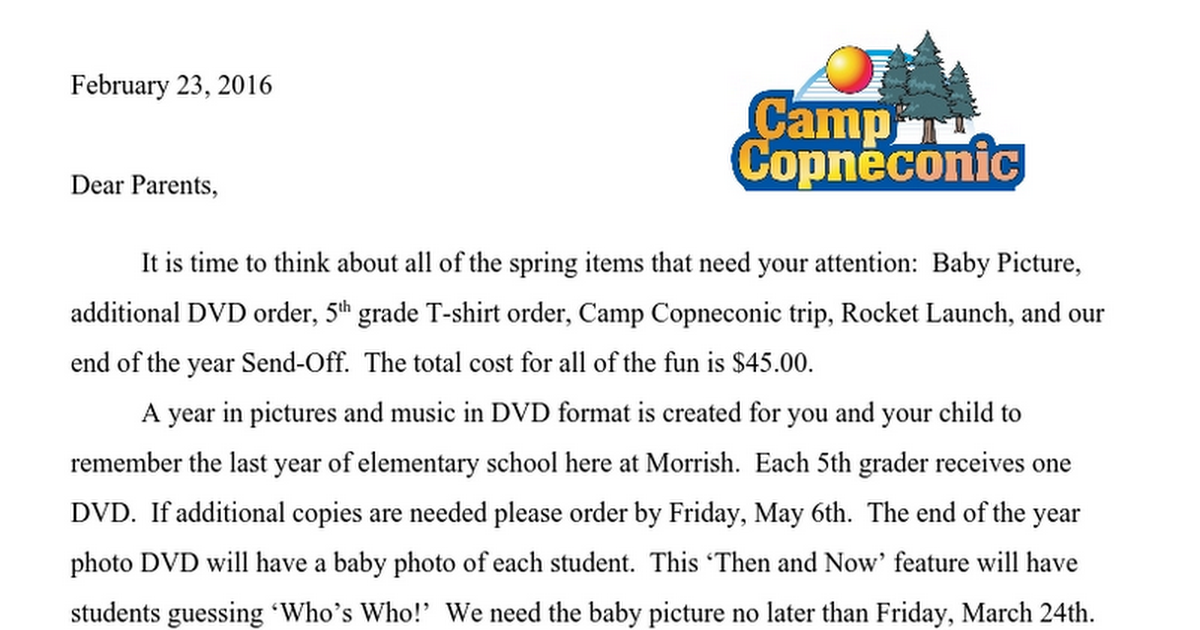 Camp Information for Parents 2016.docx