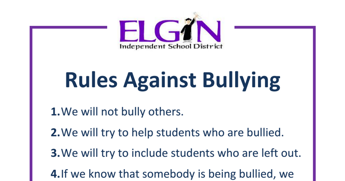 Olweus Bullying Rules Edited.pdf