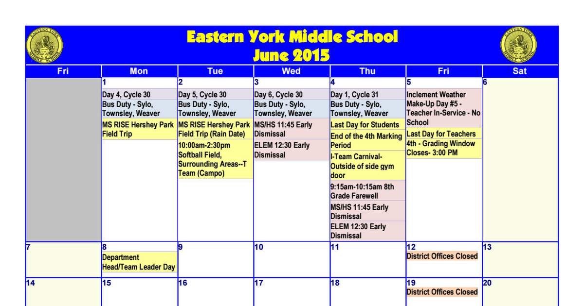 Eastern York Middle School June 2015.pdf