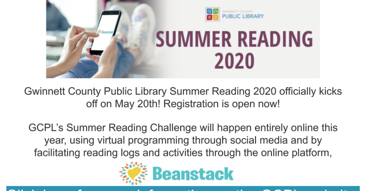 Beanstack How To Videos for Summer Reading