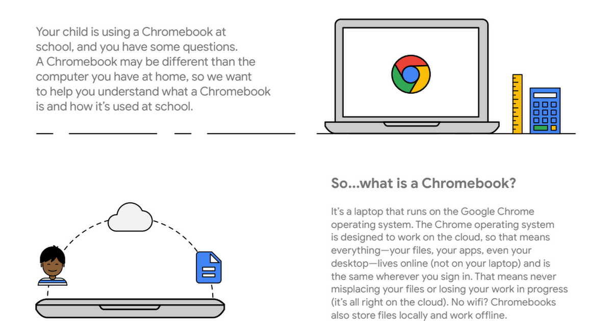 [Google for Education] Guardian's Guide to Chromebooks