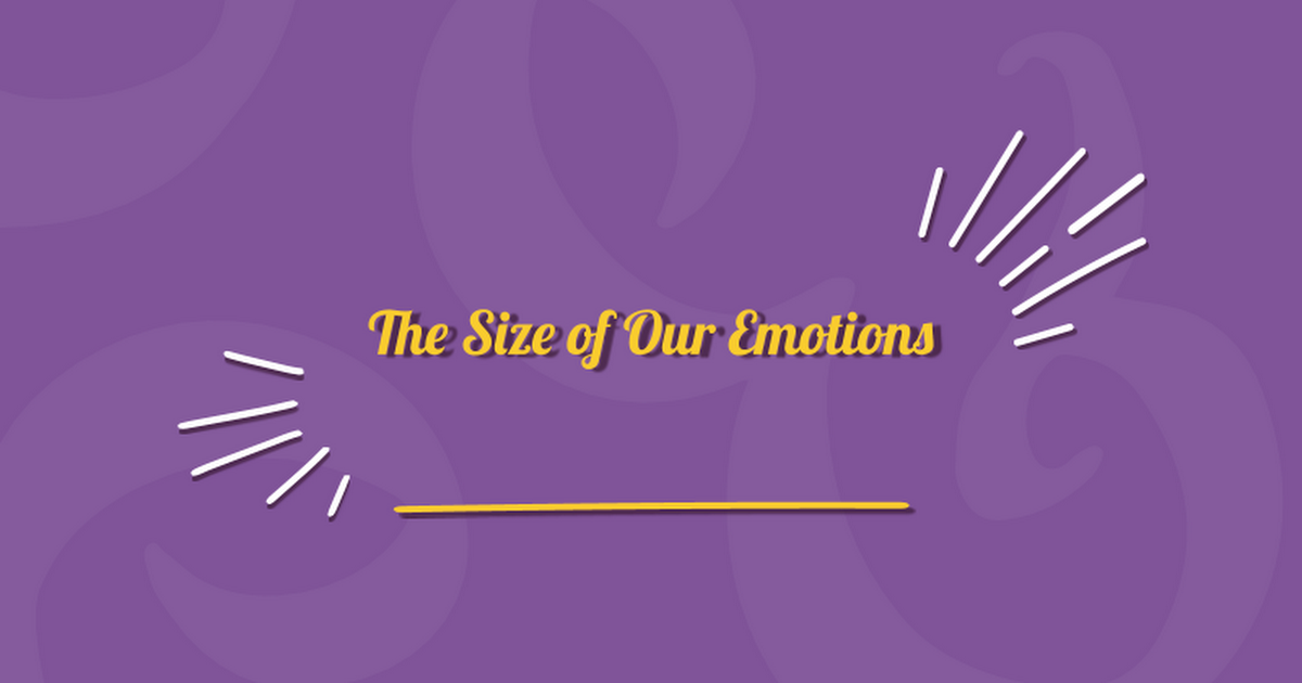 Emotion Lesson 4/4