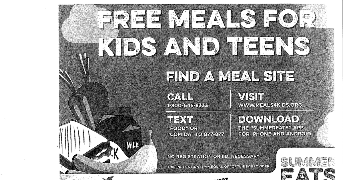 Free meals for kids and teens.pdf