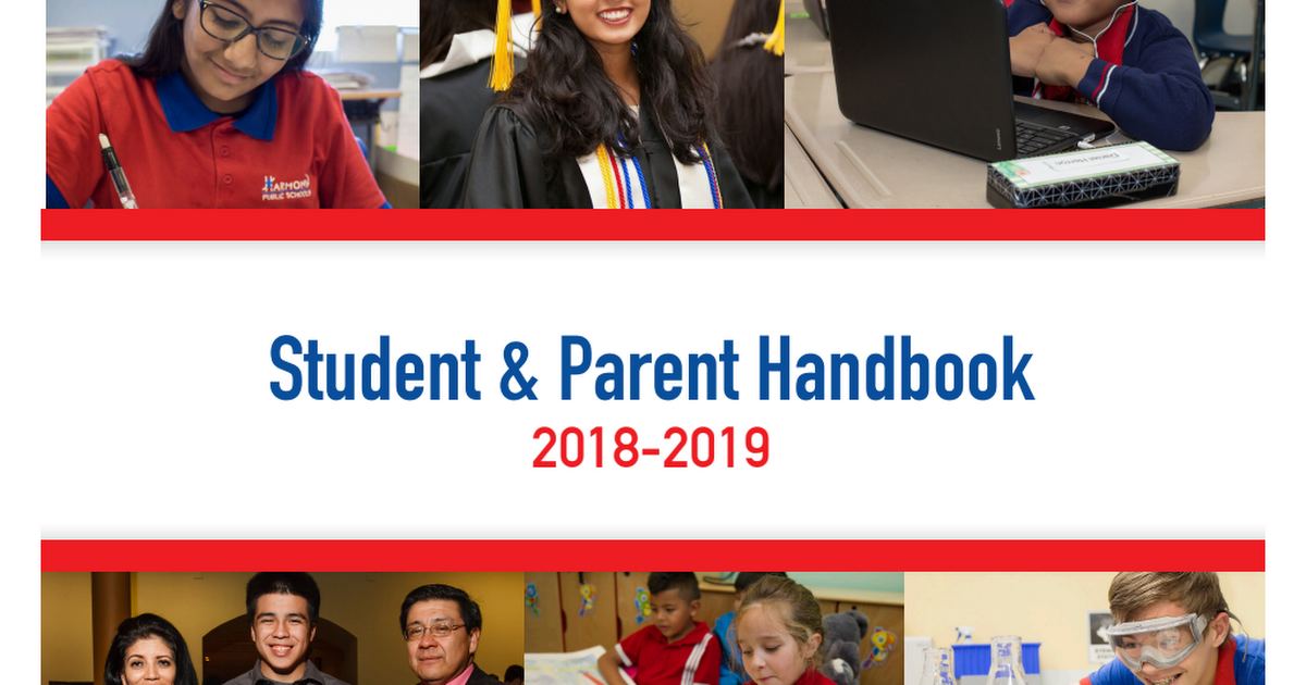 English - 2018-19 Parent Student Handbook.pdf