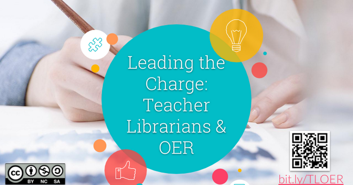 Leading the Charge: Teacher Librarians and OER