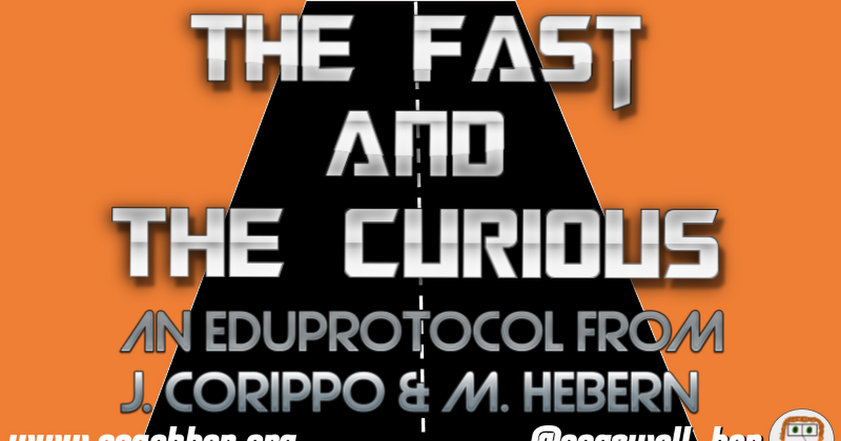Fast and the Curious