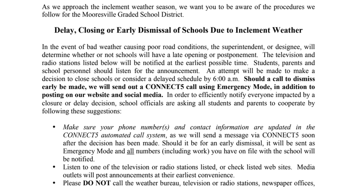 2017-2018 Inclement Weather Information.pdf