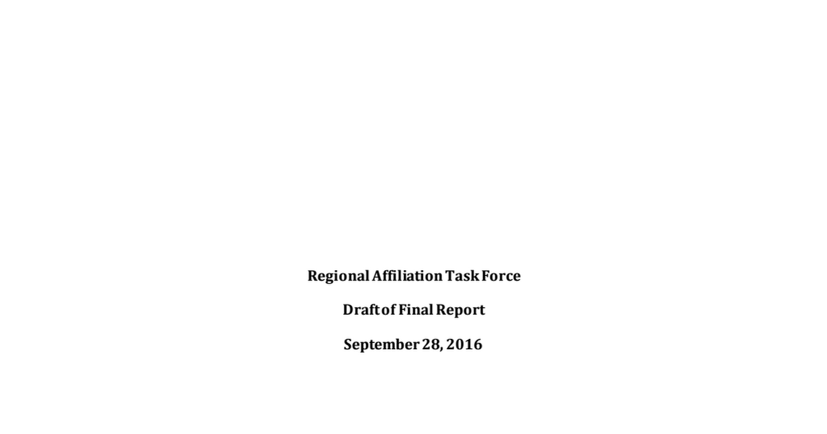 Regional Affilation Task Force Draft_October 2016.pdf