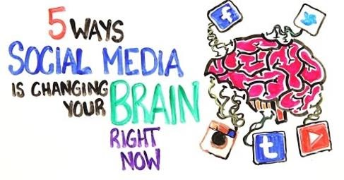 Everybody Panic! 5 Ways Social Media is Changing Our Brains.