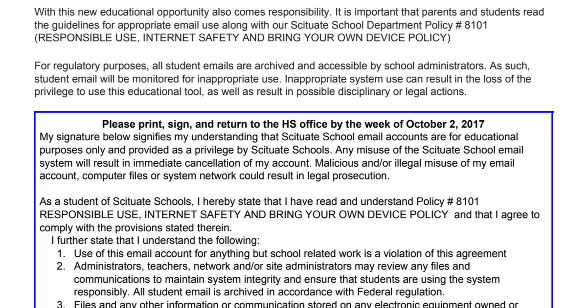 Scituate MSHS Email Use Agreement  (1).pdf