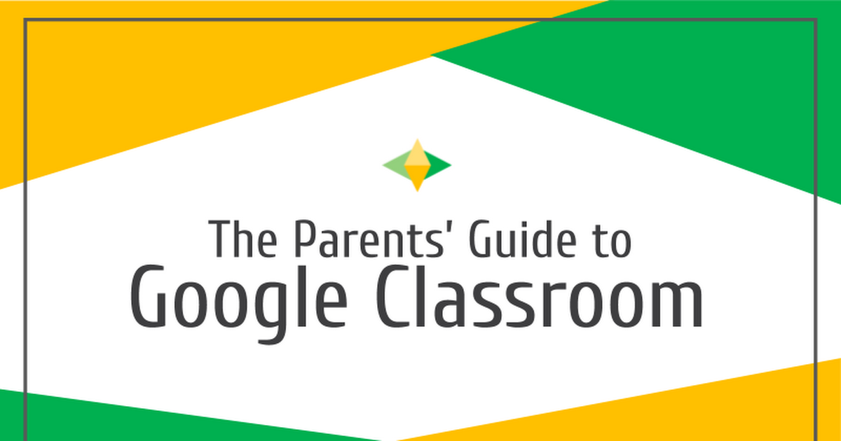2020 HPS Houston SW Parents' Guide to Google Classroom
