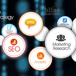 Bliss Marcom: Best Digital Marketing Agency in Delhi NCR