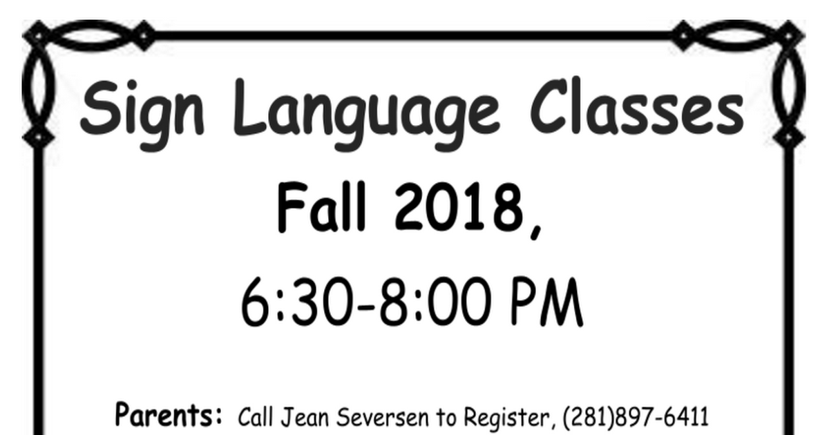 Sign Language Classes.docx