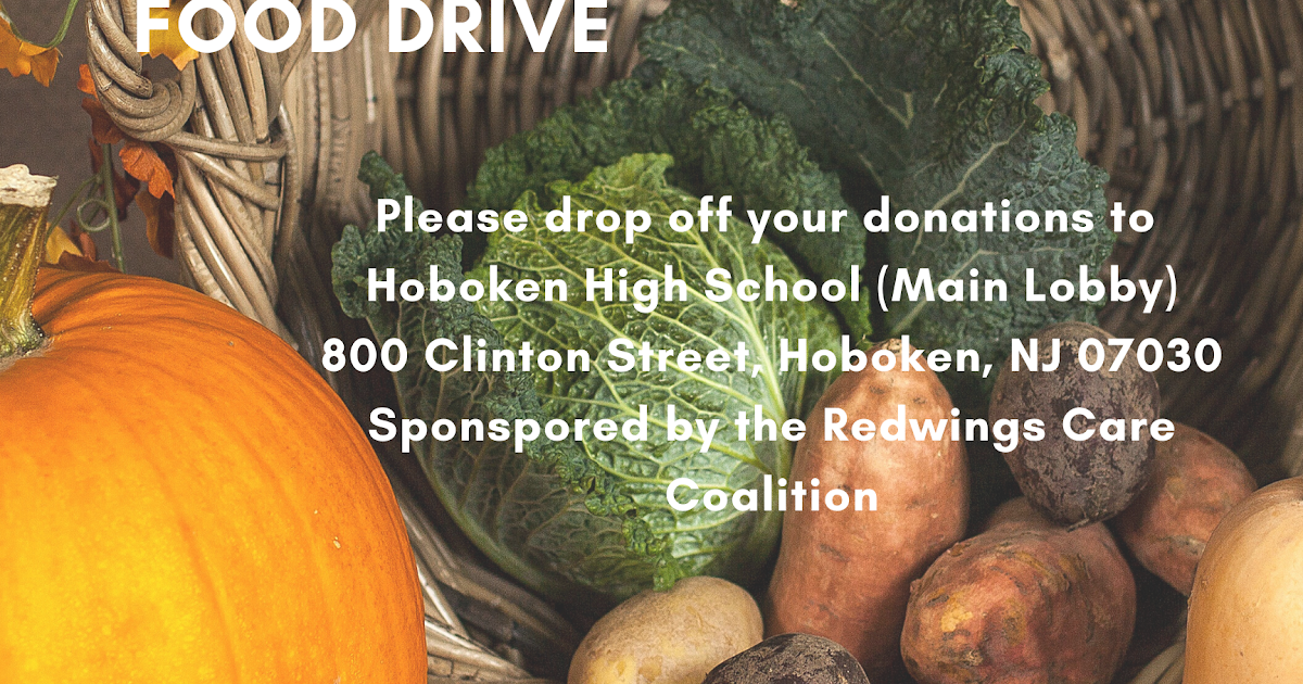 Hoboken high school food drive.png