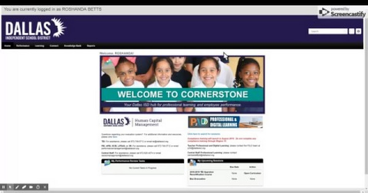 Welcome - Realize Your Potential: Dallas ISD.webm