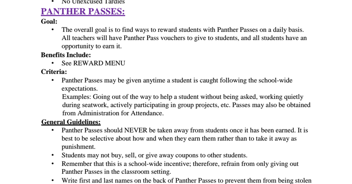 Panther Press Reward Menu.pdf