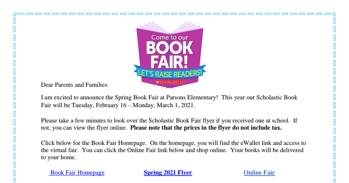 Parent Letter Book Fair Spring 2021 (1).pdf