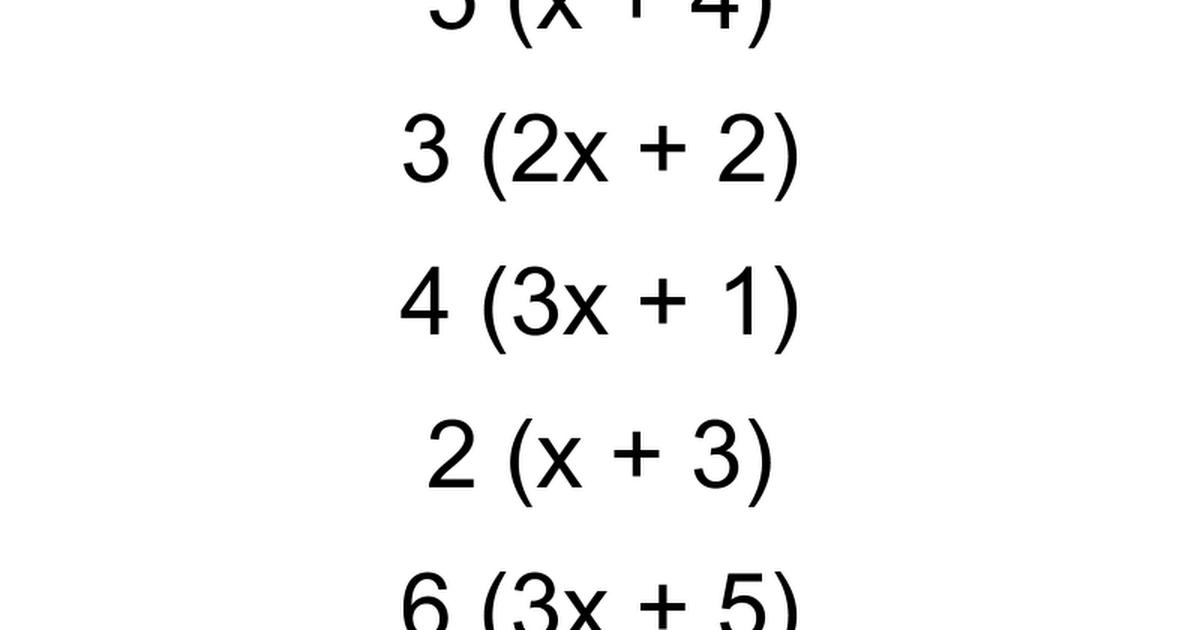 6th Grade Math lab – Distributive Property Worksheet 6th Grade