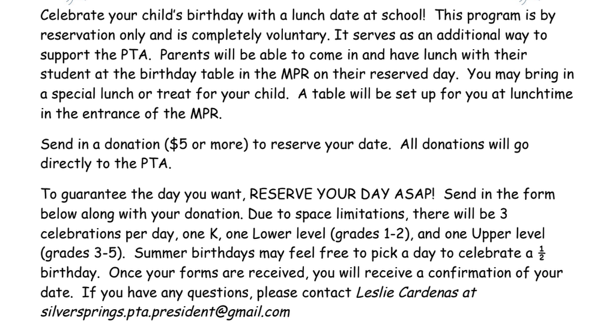 Birthday Lunch Reservation Form 2018.pdf