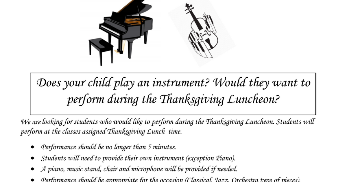 Instrumental Performance Form for Thanksgiving Luncheon.pdf