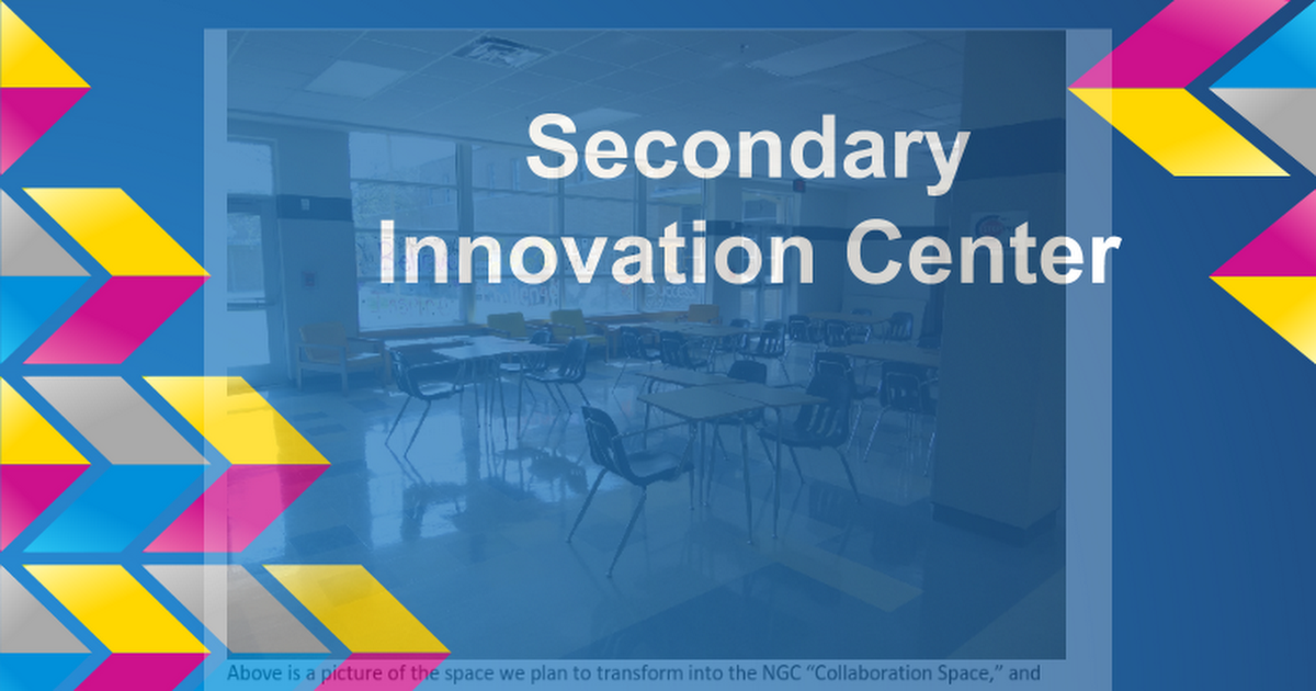 Secondary Innovation Space