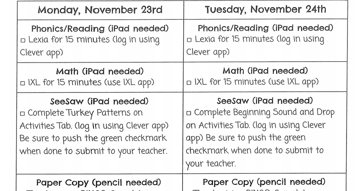 Kindergarten Thanksgiving Remote Learning Plans.pdf