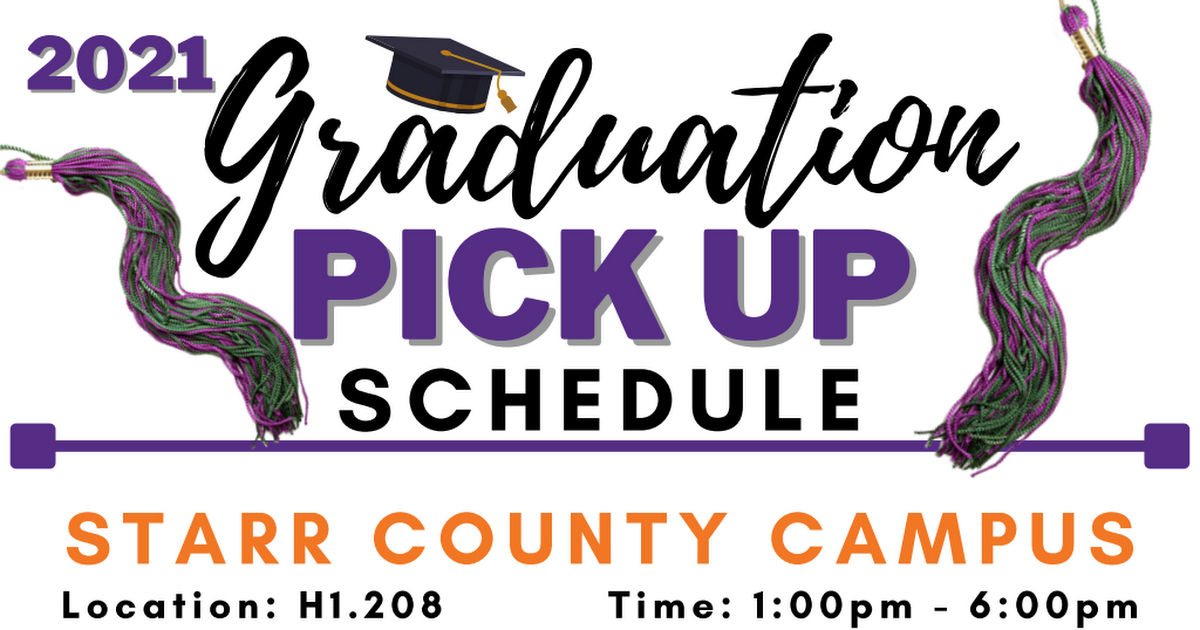 Spring 2021 - Graduation Distribution Flyer - UPDATED.pdf
