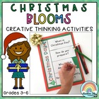 Christmas Blooms Taxonomy& Multiple Intelligences Matrix - Free Download