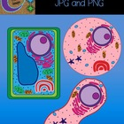 Plant and Animal Cells Cell Clip Art Pictures Science JPG and PNG FREE