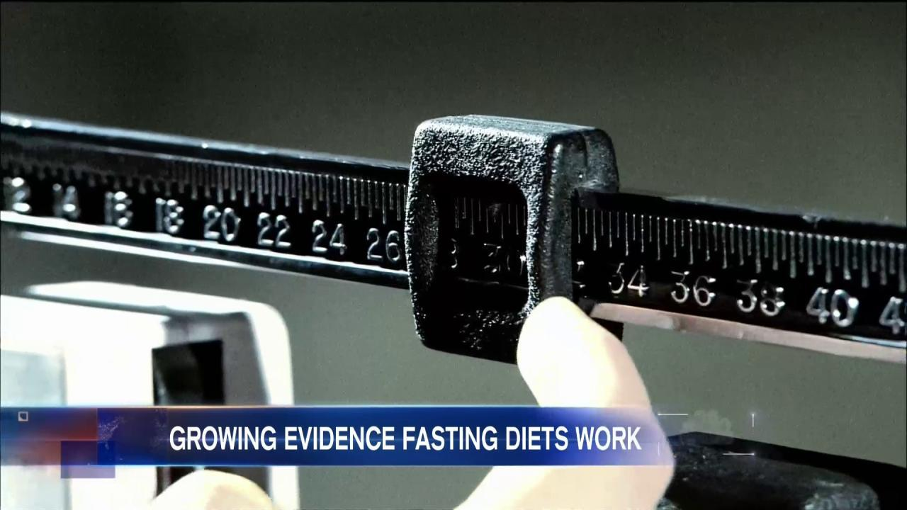 There is Growing Evidence That Fasting Diets Really Work - NBC News