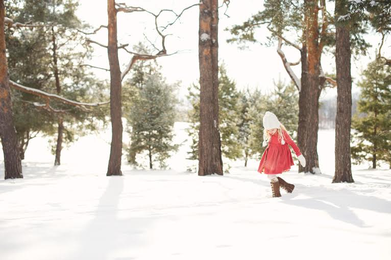 9 tips to get better photos of your kids in the snow