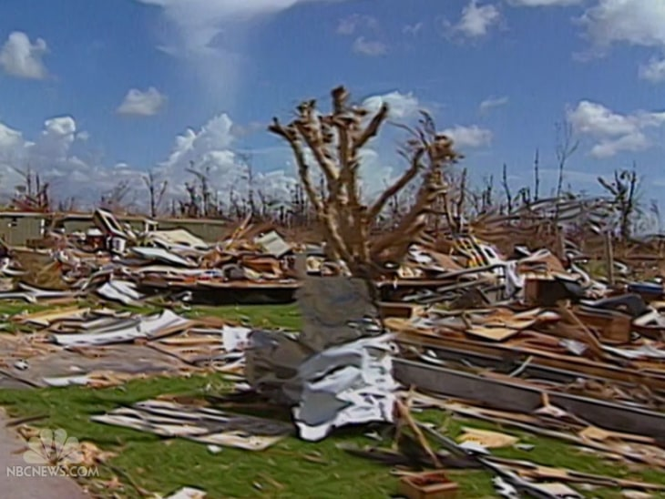 Lessons from Hurricane Andrew