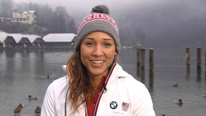 Lolo Jones: I had to learn a lot to bobsled