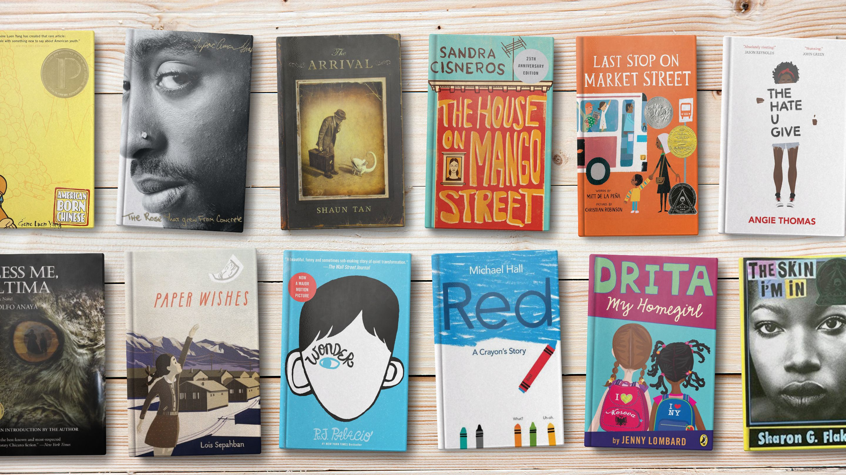 22 Diverse Book Choices for All Grade Levels