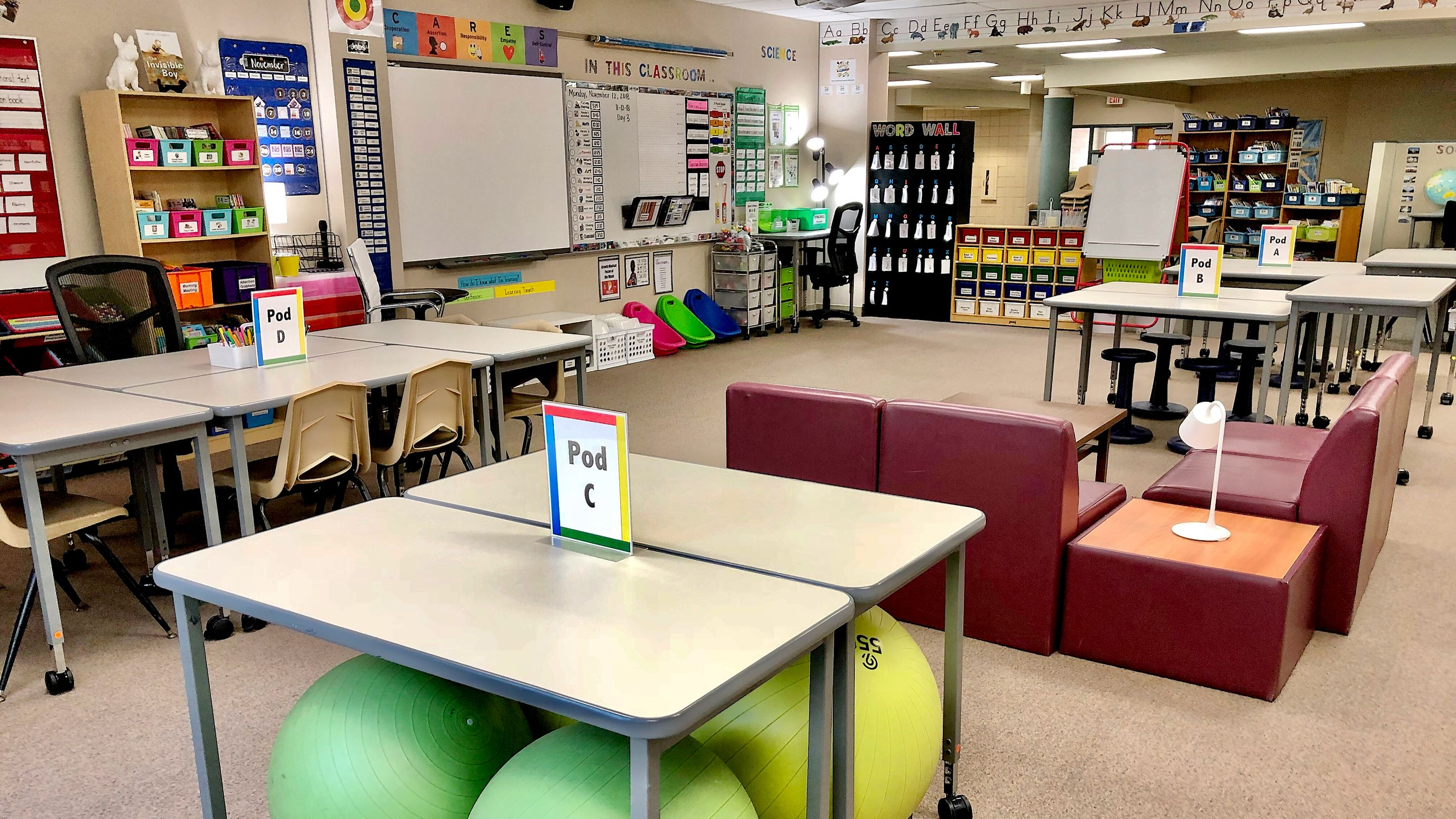 Designing Flexible Seating With Students