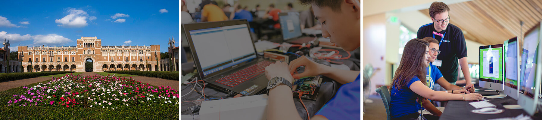 Teen Programming Academy held at Rice | iD Tech