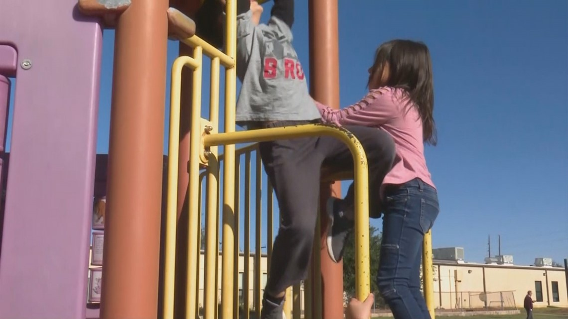 KENS 5 Country: Serious learning through play in Seguin