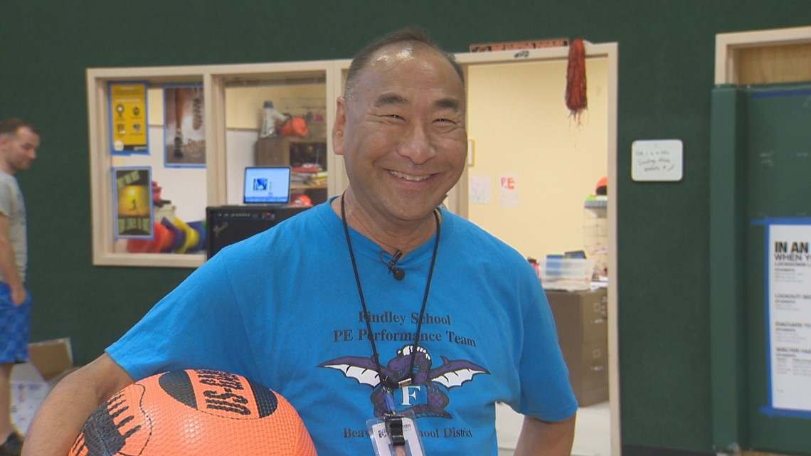 8 questions: Beaverton PE teacher Jon Onishi