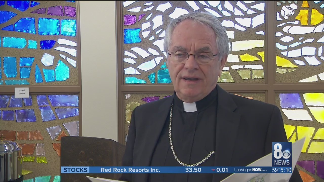 Catholic Diocese of Las Vegas gets new bishop