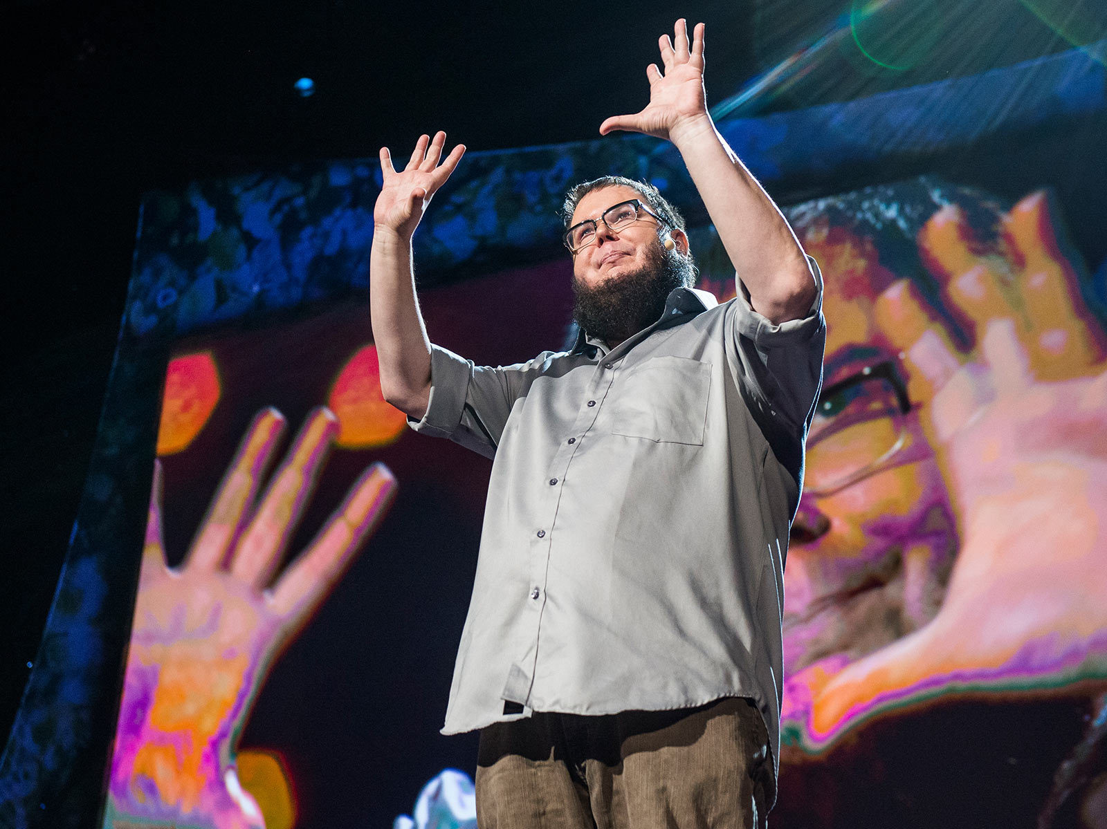 Shane Koyczan: What's It Like To Be Young And Bullied?