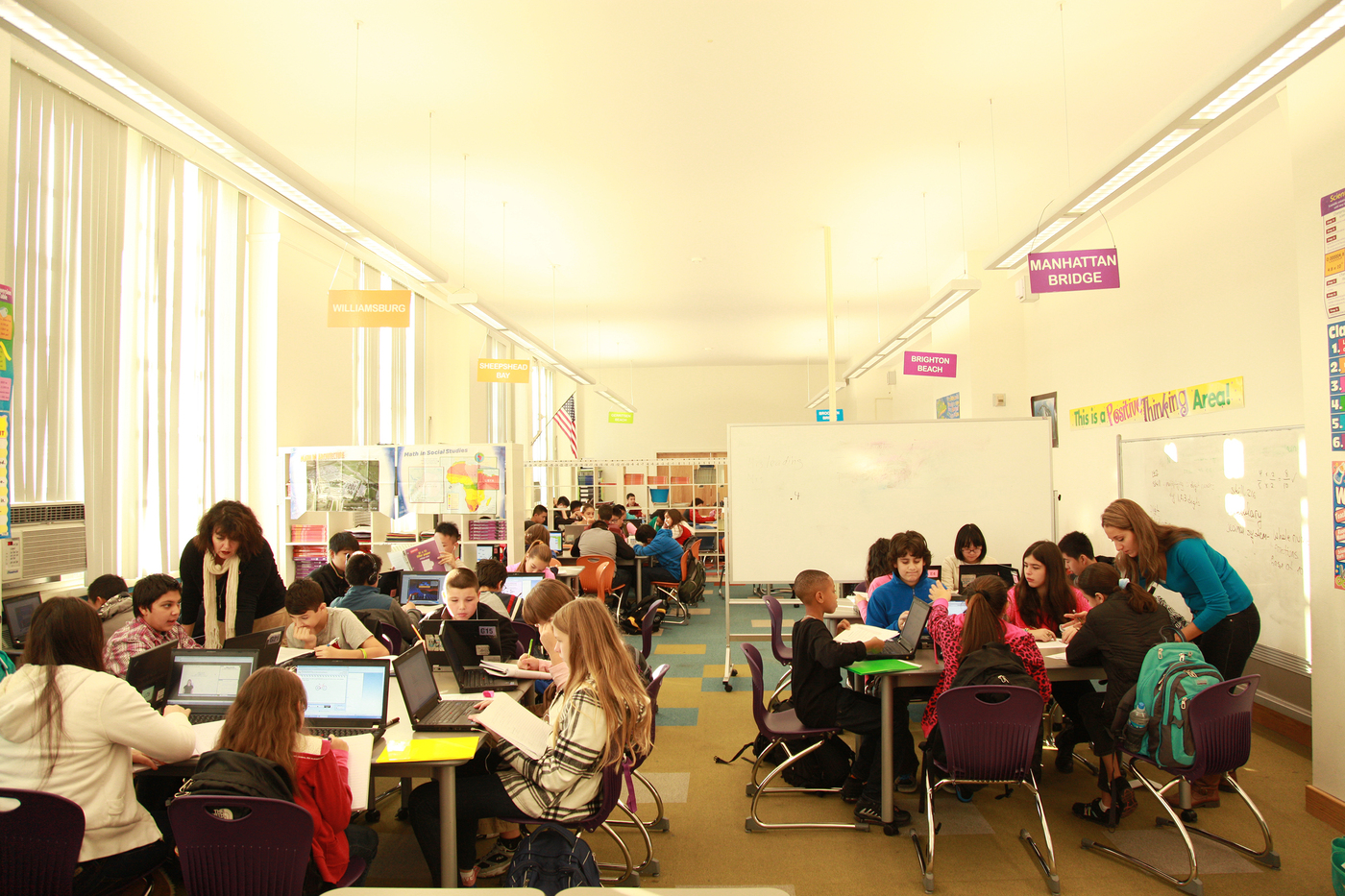 Meet The Classroom Of The Future