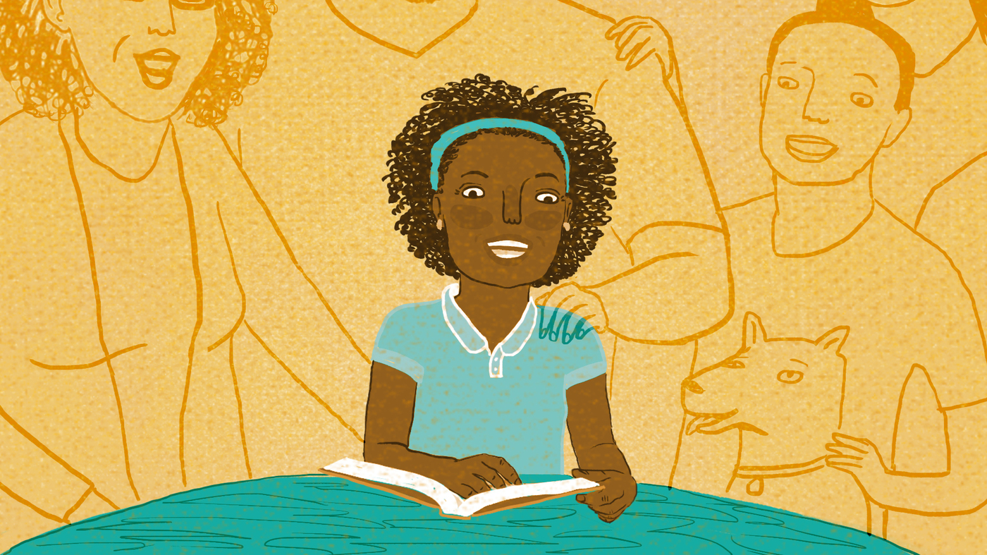 Q&A: Raising Kids Who Want To Read
